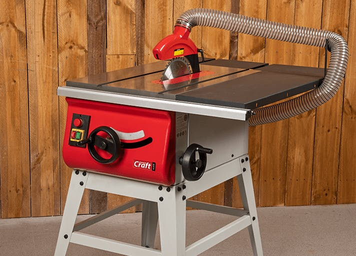 Axminster Craft AC254TS Table Saw
