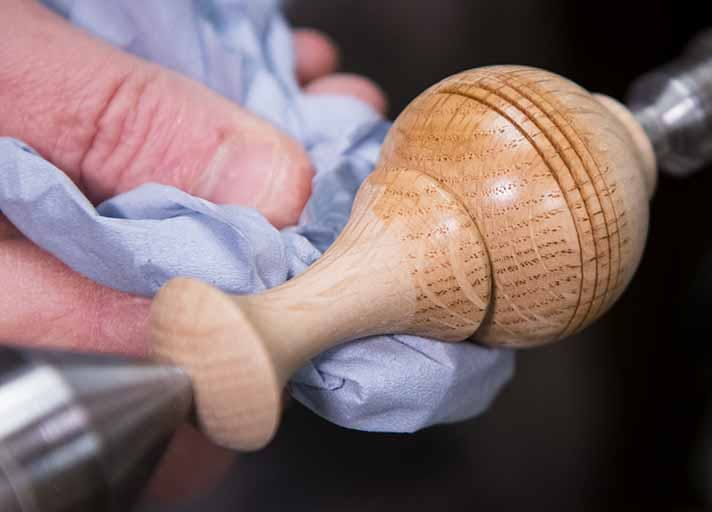 Woodturning Finishes