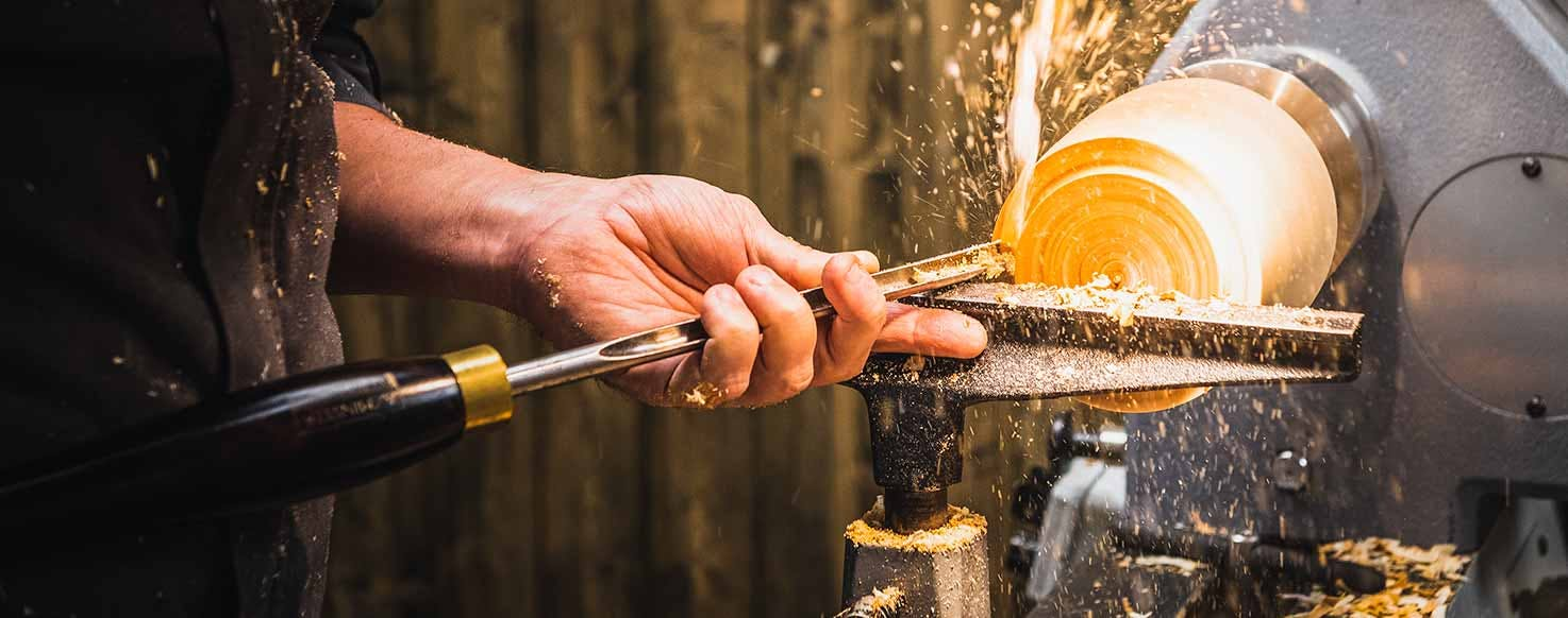 Axminster Woodturning Premium range