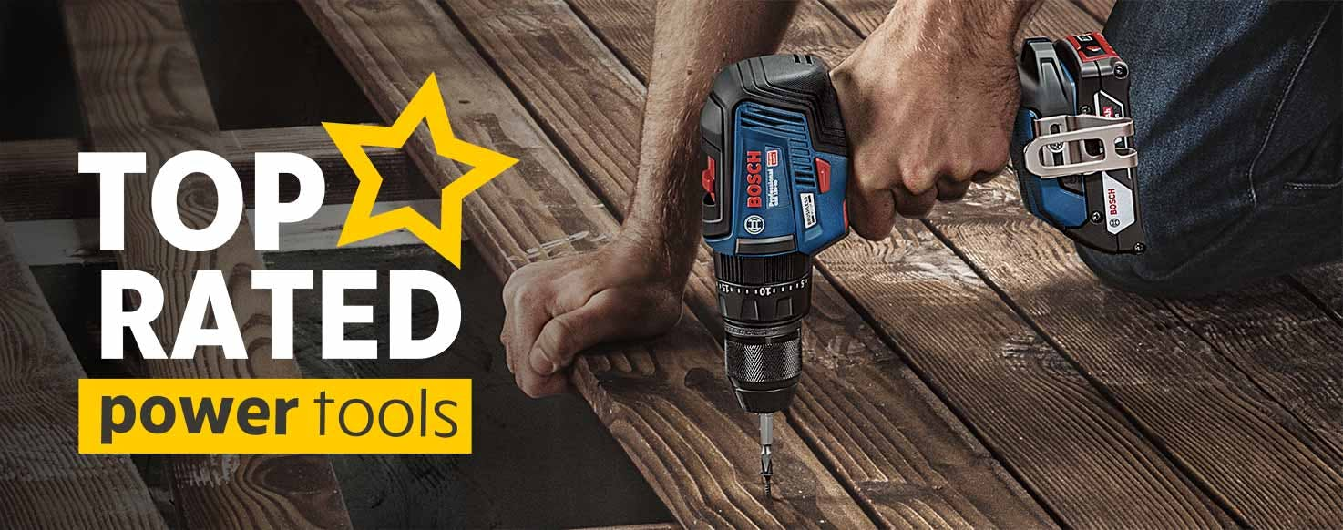 Top Rated Power Tools August