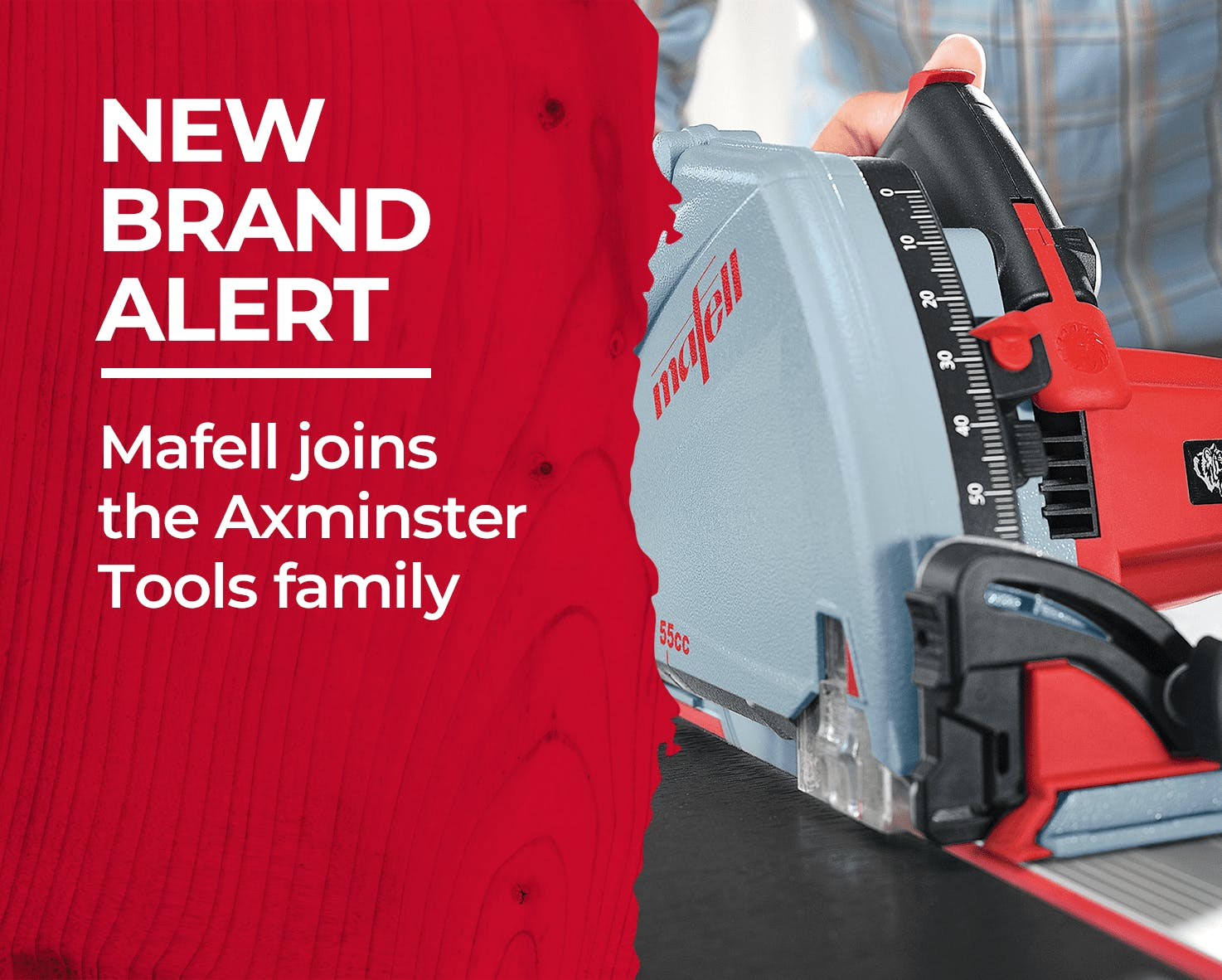 New Mafell power tools