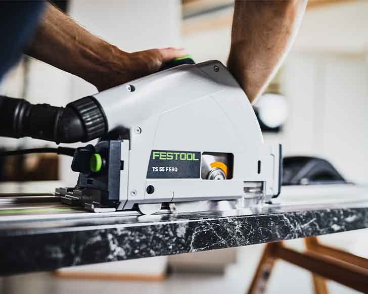 Take the plunge with Festool