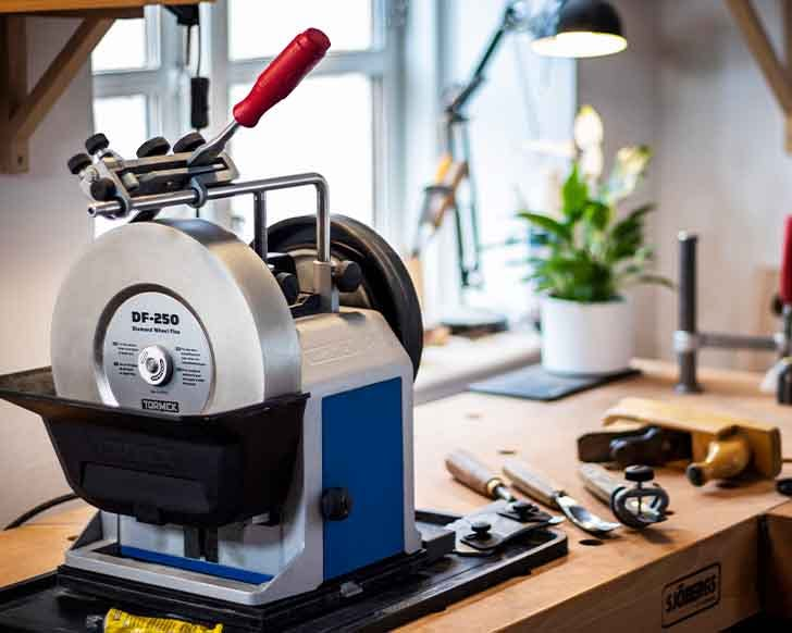 Create your bespoke sharpening system
