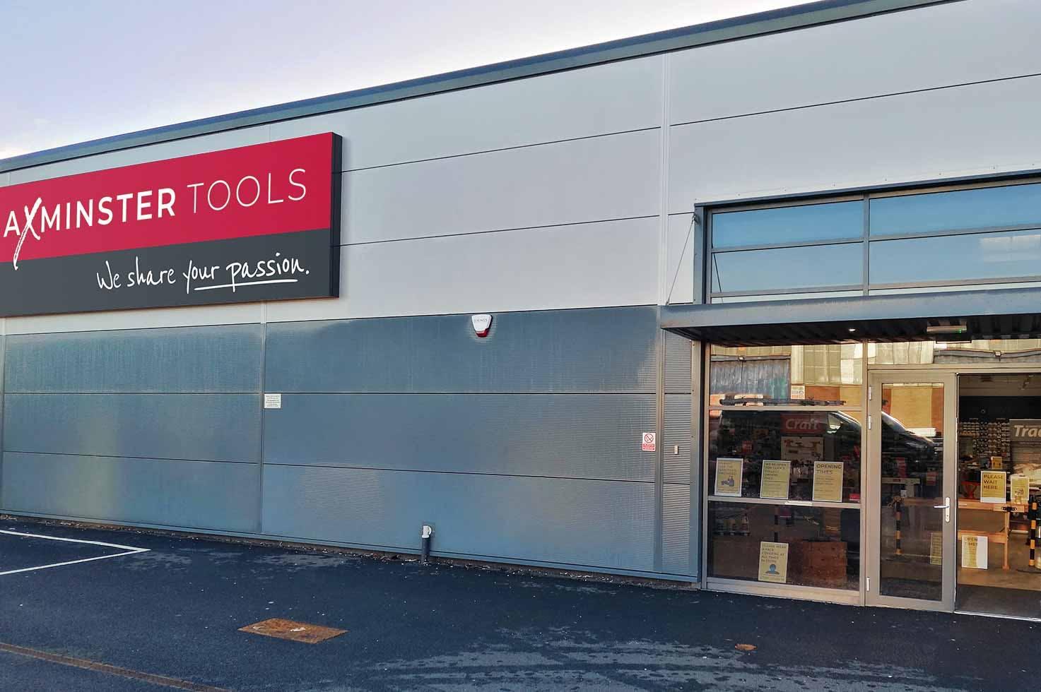 Newcastle store