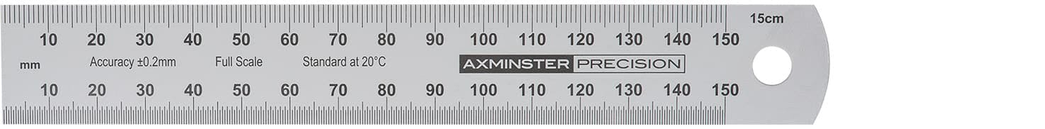 Axminster Precision Signature Rule