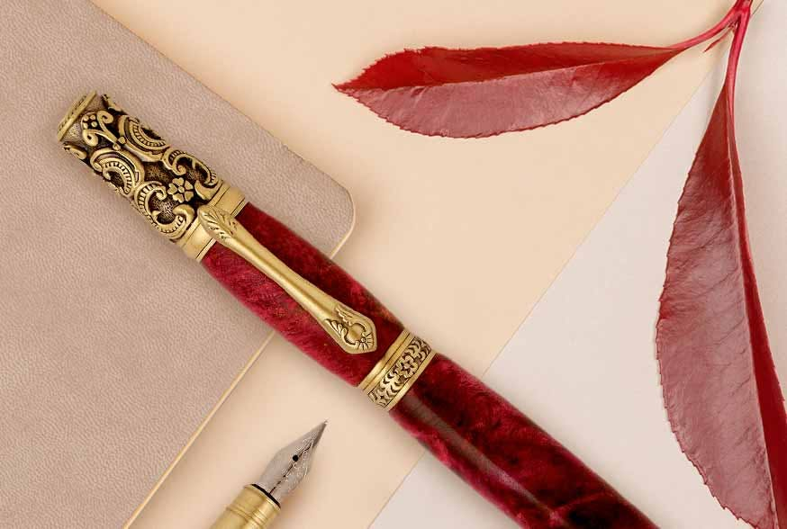 Pen kits for confident turners