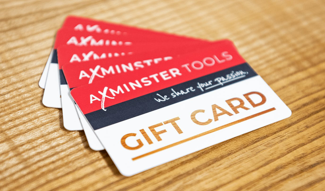 Axminster Gift Cards from £10