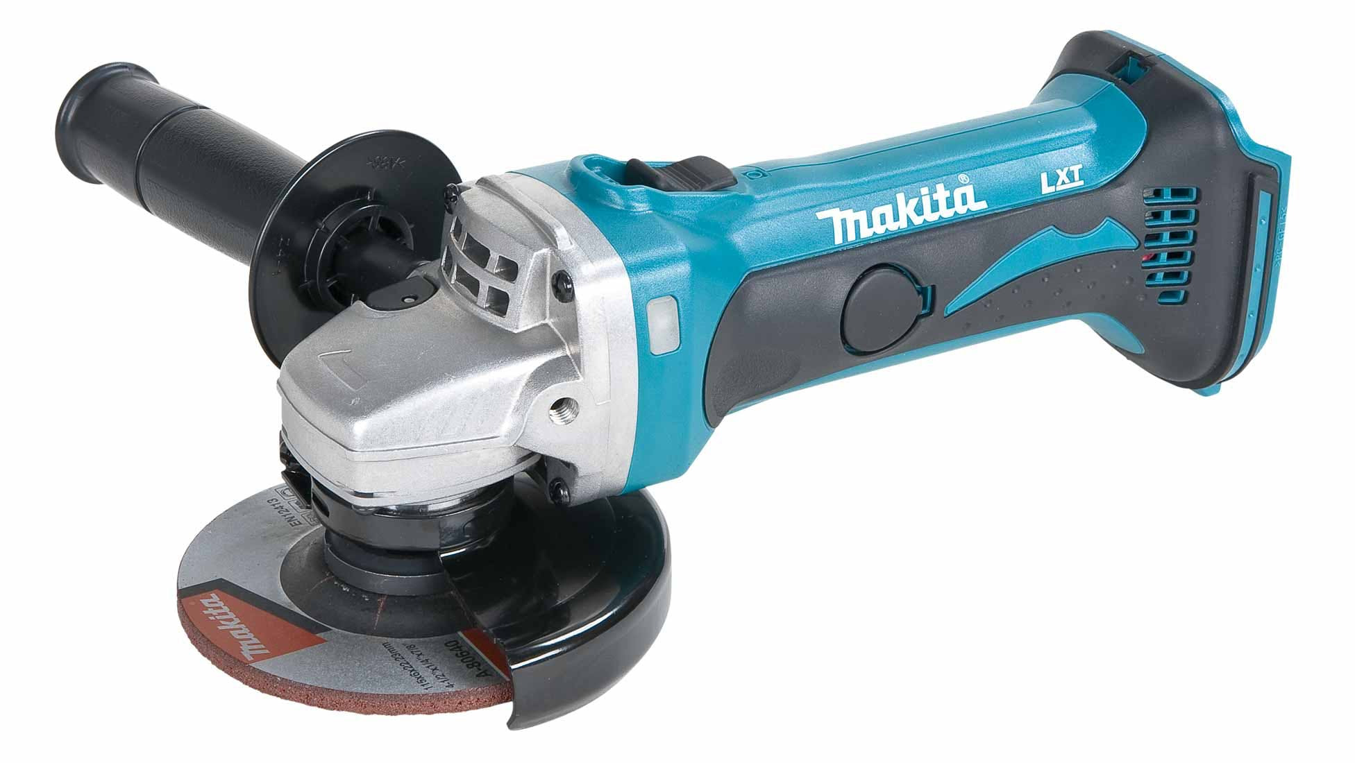 Makita DGA452Z 115mm Cordless Angle Grinder 18V - Body Only