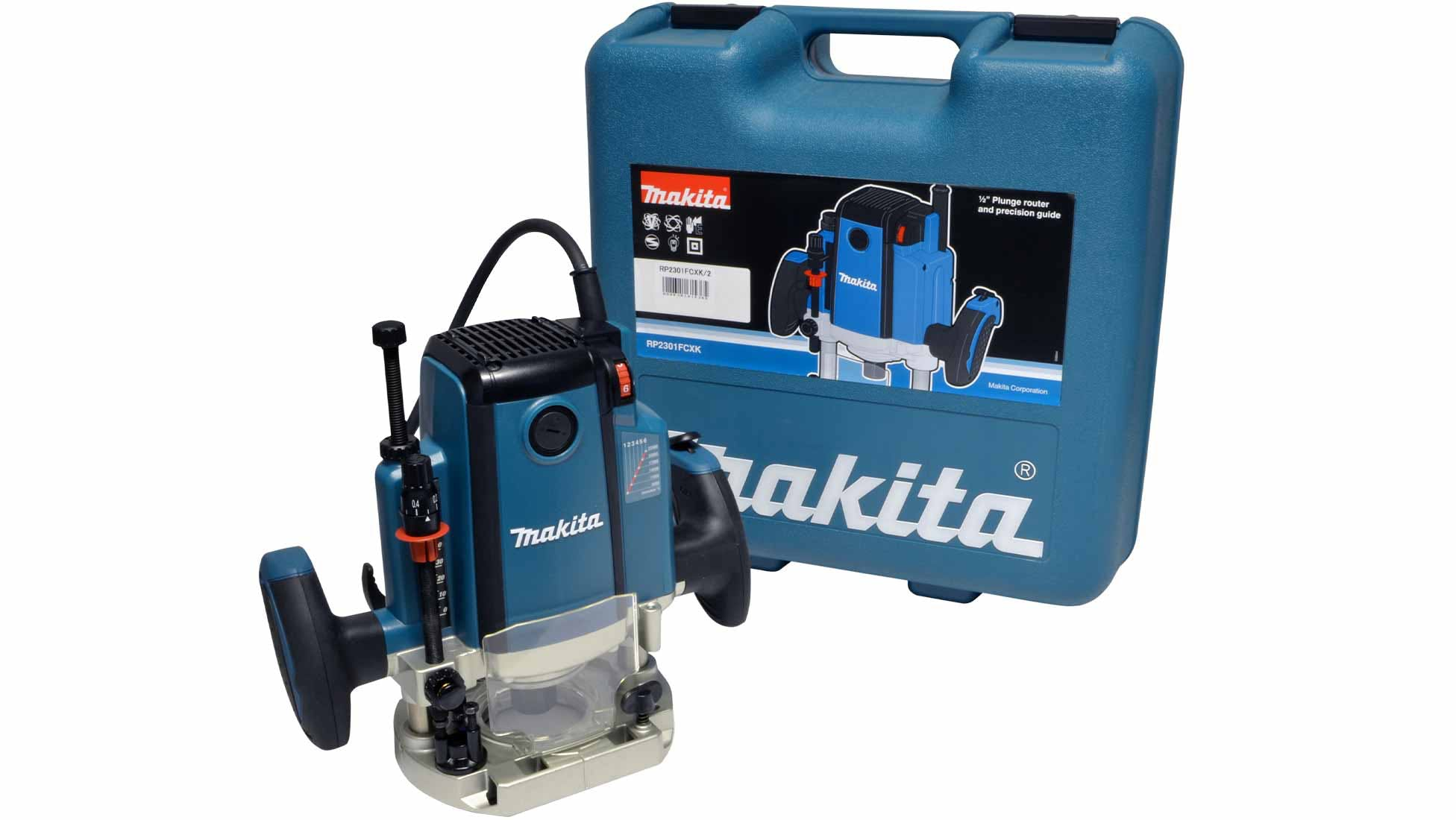 Makita RP2301FCXK Router & Systainer Case