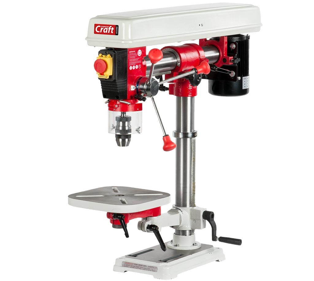 Axminster Craft Drills