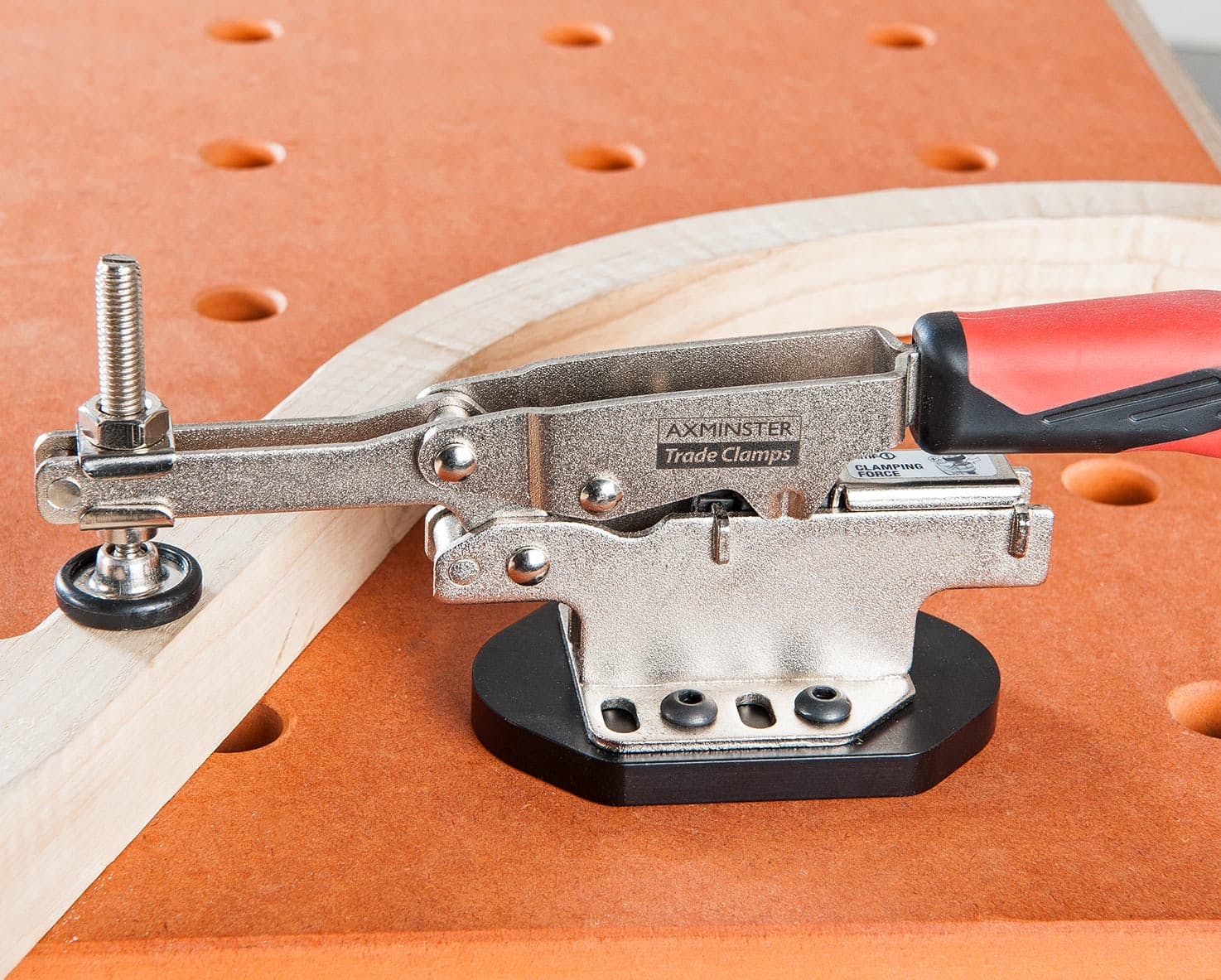 Introducing Toggle Clamps