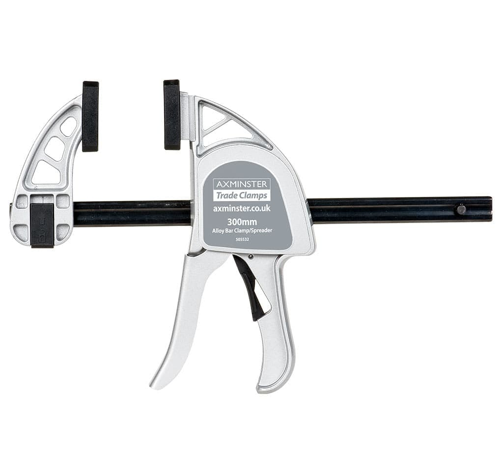 Trade One Handed Bar Clamps