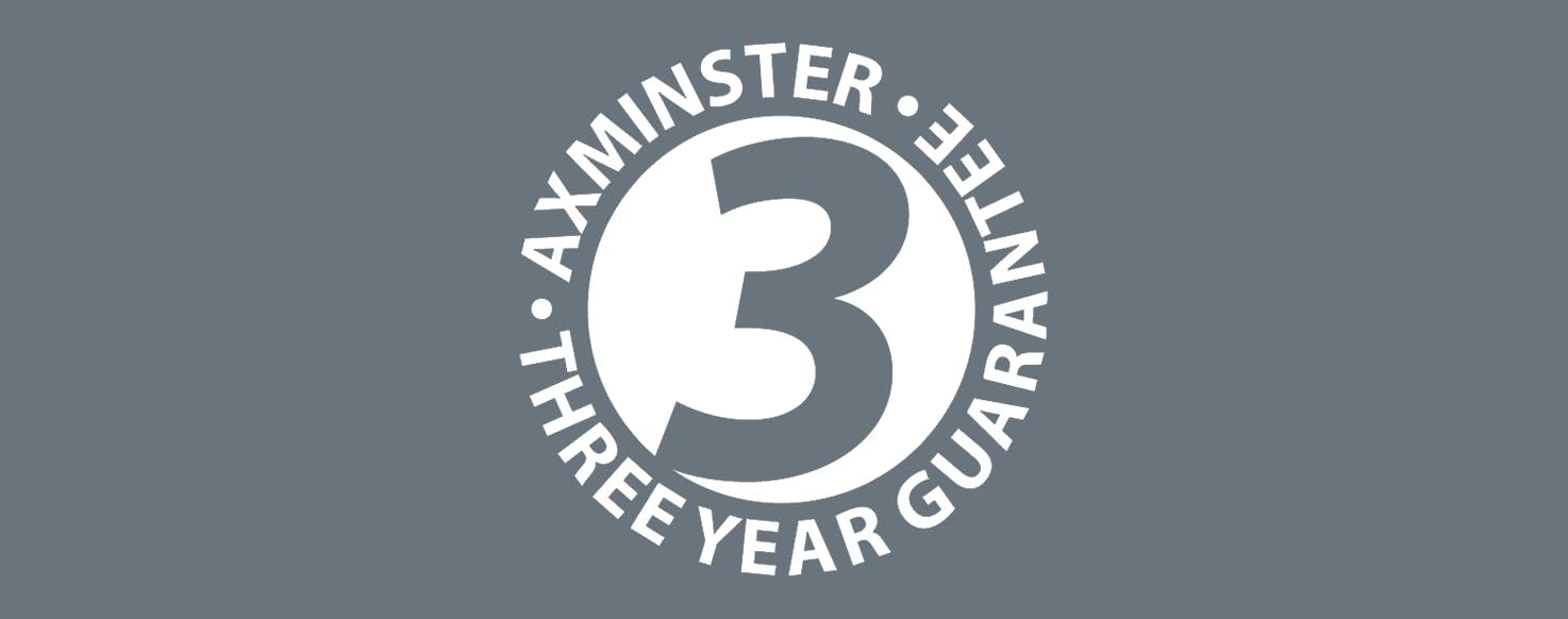 Axminster Trade Guarantee