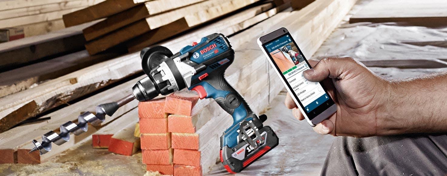 Bosch Toolbox App