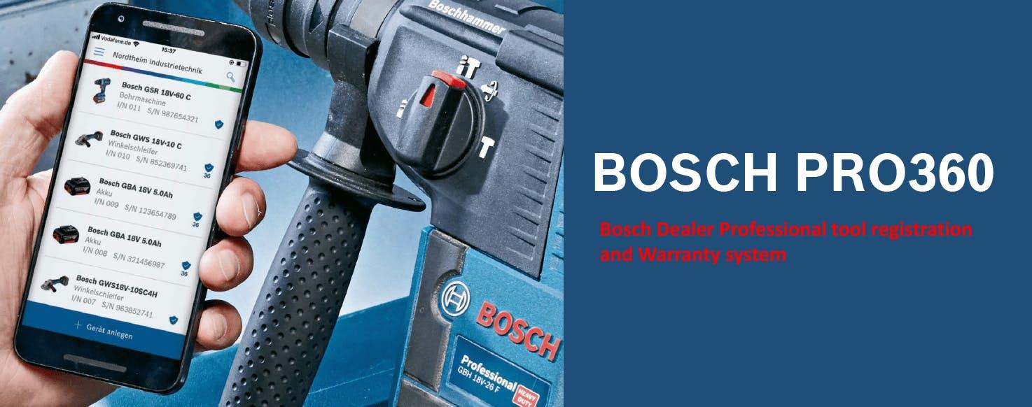 Bosch Guarantee