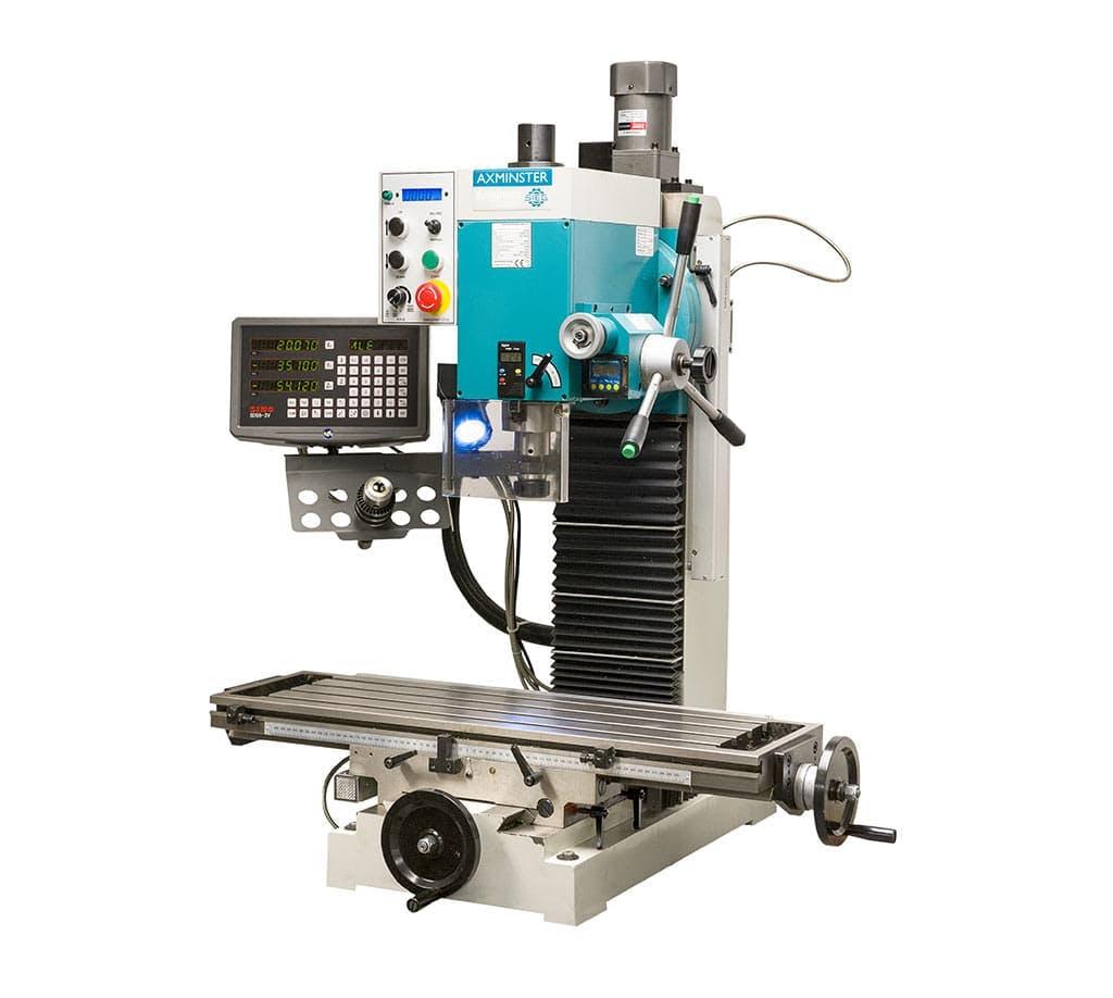Axminster Engineer Series Milling Machines