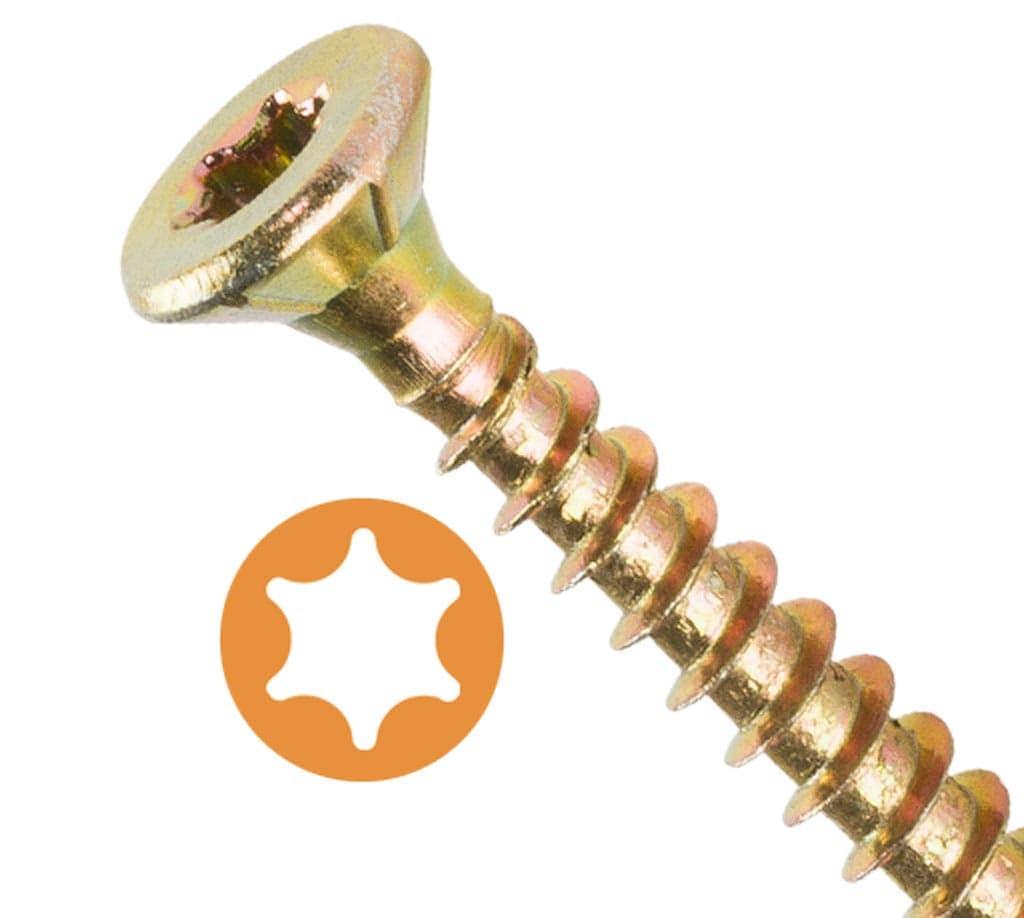 Woodspur Torx Premium Screws