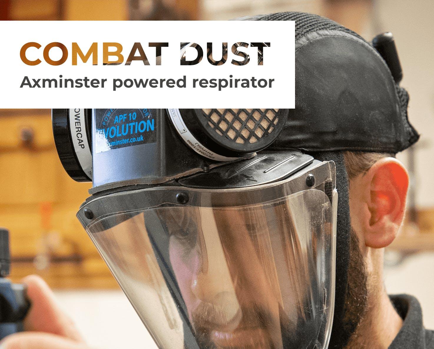 Axminster APF 10 Evolution Powered Respirator
