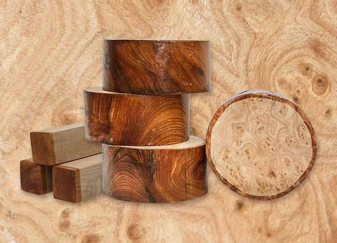Axminster Woodturning Blanks
