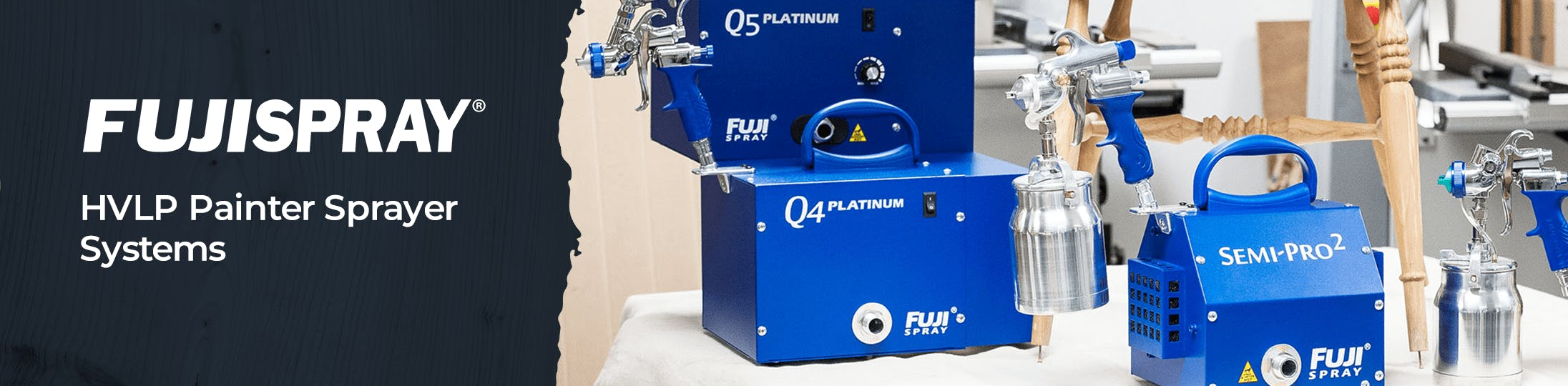 FUJI HVLP Systems