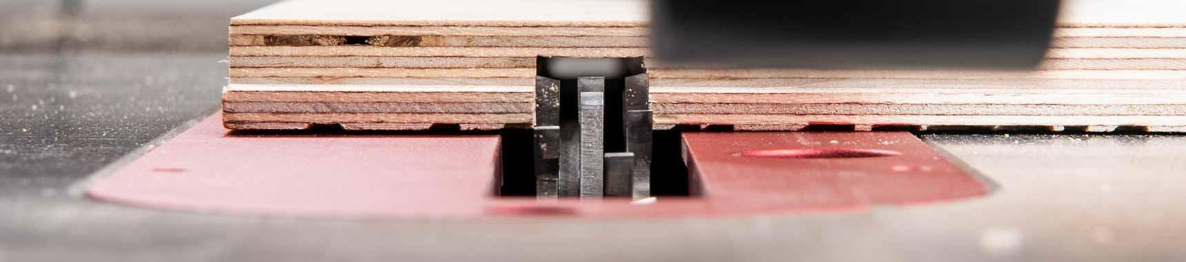 Axminster Trade 8 inch Dado Blade Set