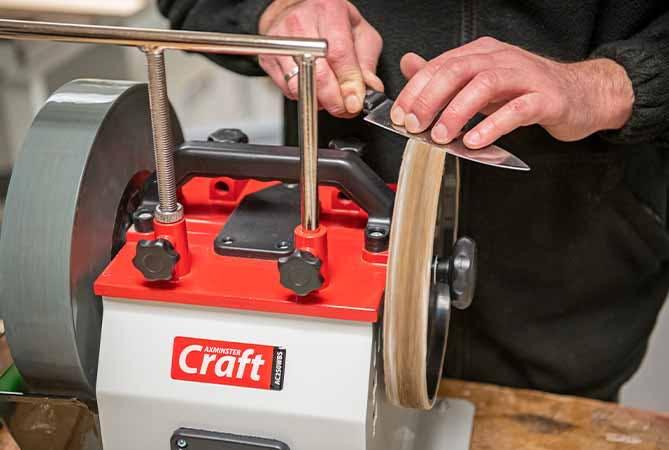 Axminster Craft Knife Jigs