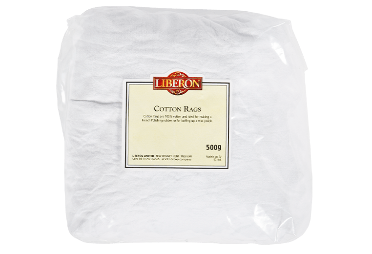 Liberon Cotton Rags - 500G