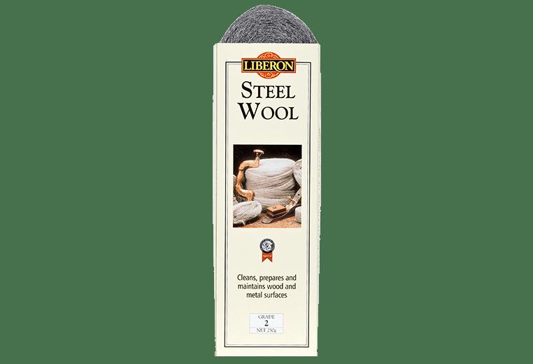 Liberon Steel Wool - Grade 0000 - 250GRM