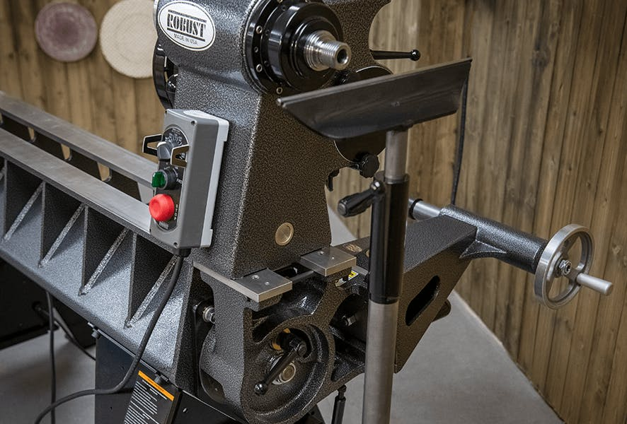 Outboard Turning Attachment