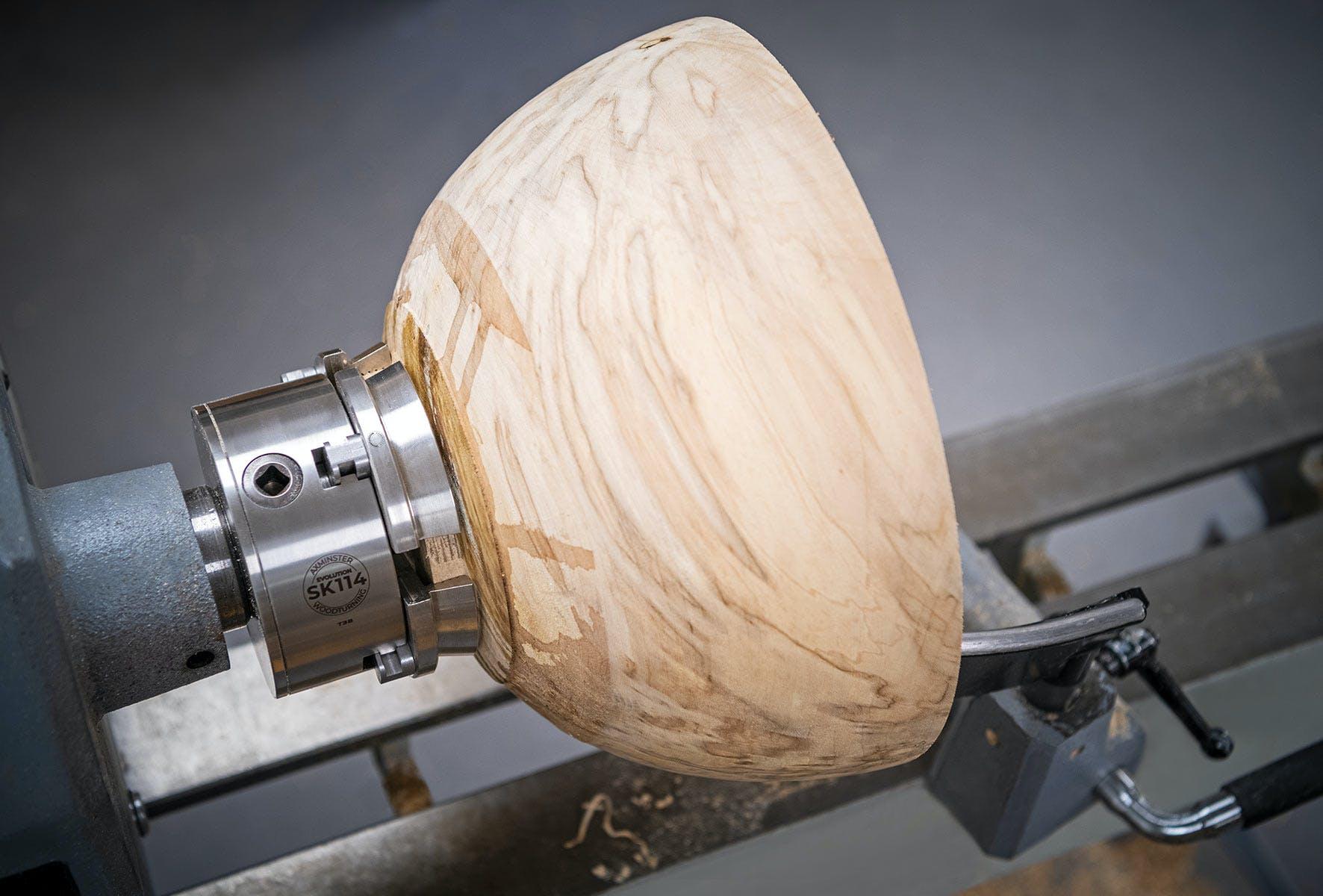 Evolution SK114 Woodturning Chuck