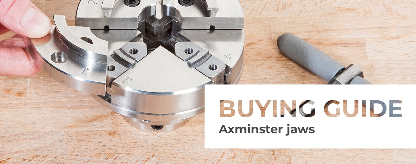 Buying Guide - Axminster Jaws